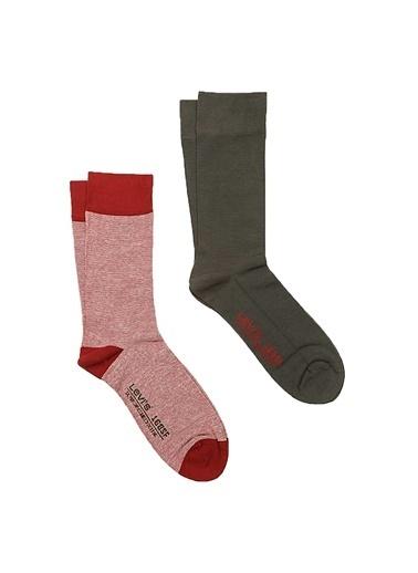 Levi's® Çorap Kırmızı